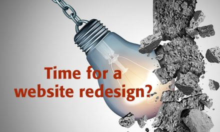 Is it time for a website redesign?