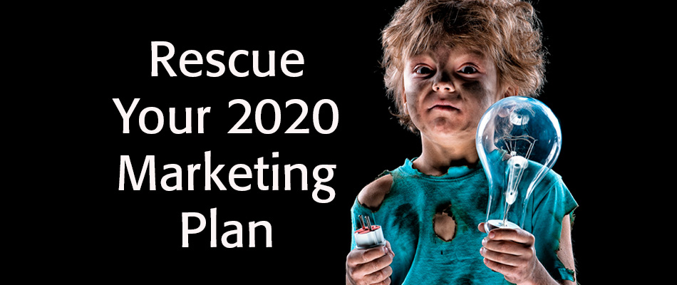 Rescue Your 2020 Social Marketing