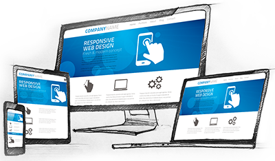 responsive design merged