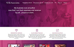 website design YZ